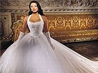 Свадебное платье для пышной невесты